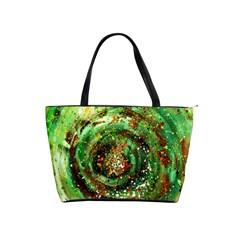 Canvas Acrylic Design Color Shoulder Handbags by Simbadda