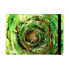 Canvas Acrylic Design Color Apple Ipad Mini Flip Case by Simbadda