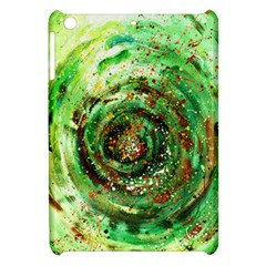 Canvas Acrylic Design Color Apple Ipad Mini Hardshell Case by Simbadda