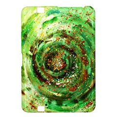Canvas Acrylic Design Color Kindle Fire Hd 8 9  by Simbadda
