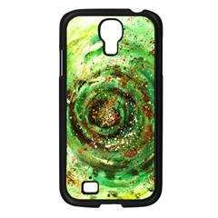 Canvas Acrylic Design Color Samsung Galaxy S4 I9500/ I9505 Case (black) by Simbadda