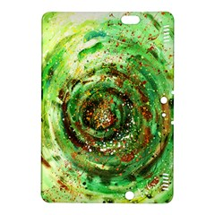Canvas Acrylic Design Color Kindle Fire Hdx 8 9  Hardshell Case by Simbadda