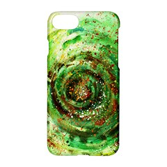 Canvas Acrylic Design Color Apple Iphone 7 Hardshell Case by Simbadda