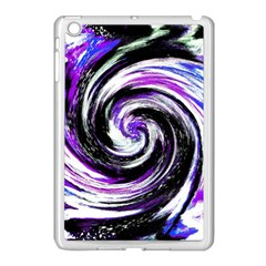 Canvas Acrylic Digital Design Apple Ipad Mini Case (white) by Simbadda