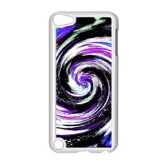 Canvas Acrylic Digital Design Apple Ipod Touch 5 Case (white) by Simbadda