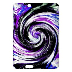 Canvas Acrylic Digital Design Kindle Fire Hdx Hardshell Case by Simbadda