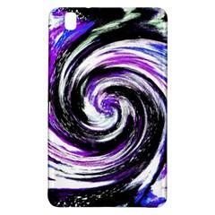 Canvas Acrylic Digital Design Samsung Galaxy Tab Pro 8 4 Hardshell Case by Simbadda