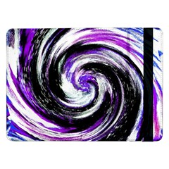Canvas Acrylic Digital Design Samsung Galaxy Tab Pro 12 2  Flip Case by Simbadda