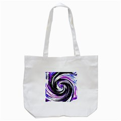 Canvas Acrylic Digital Design Tote Bag (white) by Simbadda