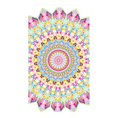 Kaleidoscope Star Love Flower Color Rainbow Memory Card Reader by Alisyart