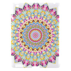 Kaleidoscope Star Love Flower Color Rainbow Apple Ipad 3/4 Hardshell Case (compatible With Smart Cover) by Alisyart
