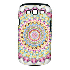 Kaleidoscope Star Love Flower Color Rainbow Samsung Galaxy S Iii Classic Hardshell Case (pc+silicone) by Alisyart
