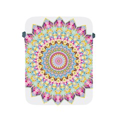 Kaleidoscope Star Love Flower Color Rainbow Apple Ipad 2/3/4 Protective Soft Cases by Alisyart