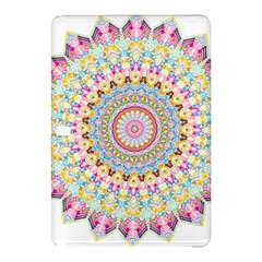 Kaleidoscope Star Love Flower Color Rainbow Samsung Galaxy Tab Pro 10 1 Hardshell Case