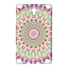 Kaleidoscope Star Love Flower Color Rainbow Samsung Galaxy Tab S (8 4 ) Hardshell Case  by Alisyart