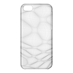 Line Stone Grey Circle Apple Iphone 5c Hardshell Case by Alisyart