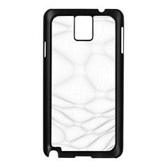Line Stone Grey Circle Samsung Galaxy Note 3 N9005 Case (black) by Alisyart