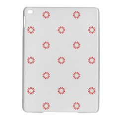 Scrapbook Paper Flower Ipad Air 2 Hardshell Cases by Alisyart
