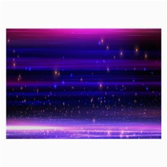 Space Planet Pink Blue Purple Large Glasses Cloth by Alisyart