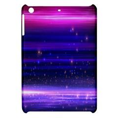 Space Planet Pink Blue Purple Apple Ipad Mini Hardshell Case by Alisyart