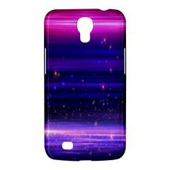 Space Planet Pink Blue Purple Samsung Galaxy Mega 6 3  I9200 Hardshell Case by Alisyart