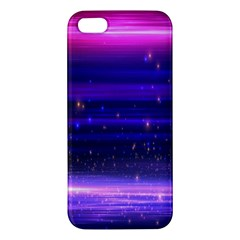 Space Planet Pink Blue Purple Iphone 5s/ Se Premium Hardshell Case by Alisyart
