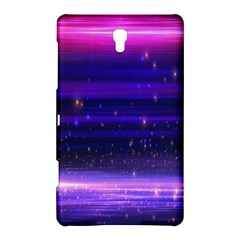 Space Planet Pink Blue Purple Samsung Galaxy Tab S (8 4 ) Hardshell Case  by Alisyart
