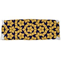Star Orange Blue Body Pillow Case (dakimakura) by Alisyart