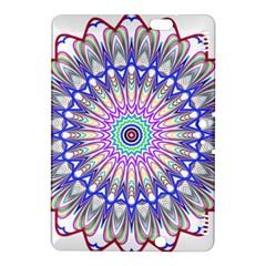 Prismatic Line Star Flower Rainbow Kindle Fire Hdx 8 9  Hardshell Case by Alisyart