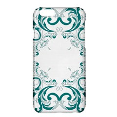 Vintage Floral Style Frame Apple Iphone 6 Plus/6s Plus Hardshell Case by Alisyart