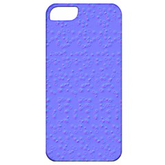 Ripples Blue Space Apple Iphone 5 Classic Hardshell Case by Alisyart