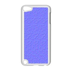 Ripples Blue Space Apple Ipod Touch 5 Case (white) by Alisyart