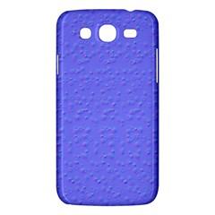Ripples Blue Space Samsung Galaxy Mega 5 8 I9152 Hardshell Case  by Alisyart