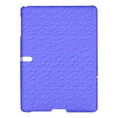Ripples Blue Space Samsung Galaxy Tab S (10 5 ) Hardshell Case  by Alisyart