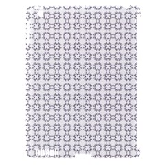 Violence Head On King Purple White Flower Apple Ipad 3/4 Hardshell Case (compatible With Smart Cover) by Alisyart