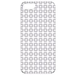 Violence Head On King Purple White Flower Apple Iphone 5 Classic Hardshell Case by Alisyart