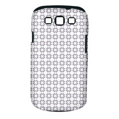 Violence Head On King Purple White Flower Samsung Galaxy S Iii Classic Hardshell Case (pc+silicone) by Alisyart