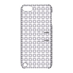 Violence Head On King Purple White Flower Apple Ipod Touch 5 Hardshell Case With Stand by Alisyart