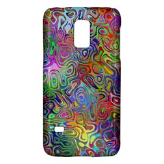 Glass Rainbow Color Galaxy S5 Mini by Alisyart