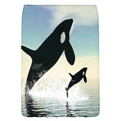 Whale Mum Baby Jump Flap Covers (s)  by Alisyart