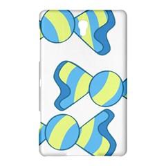 Candy Yellow Blue Samsung Galaxy Tab S (8 4 ) Hardshell Case  by Alisyart