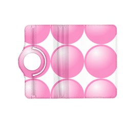 Circle Pink Kindle Fire Hd (2013) Flip 360 Case by Alisyart