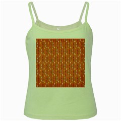 Circle Red Freepapers Paper Green Spaghetti Tank by Alisyart