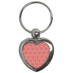 Circle Red Freepapers Paper Key Chains (heart)  by Alisyart