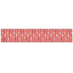 Circle Red Freepapers Paper Flano Scarf (large) by Alisyart