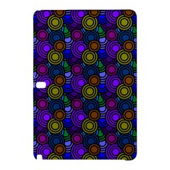 Circles Color Yellow Purple Blu Pink Orange Samsung Galaxy Tab Pro 10 1 Hardshell Case by Alisyart