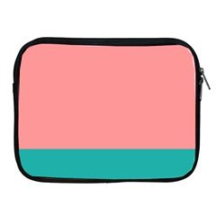 Flag Color Pink Blue Line Apple Ipad 2/3/4 Zipper Cases by Alisyart