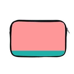 Flag Color Pink Blue Line Apple Macbook Pro 13  Zipper Case by Alisyart