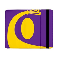 Flag Purple Yellow Circle Samsung Galaxy Tab Pro 8 4  Flip Case by Alisyart