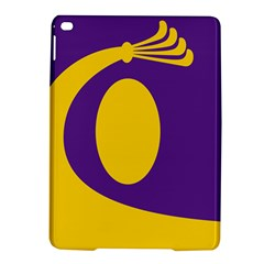 Flag Purple Yellow Circle Ipad Air 2 Hardshell Cases by Alisyart
